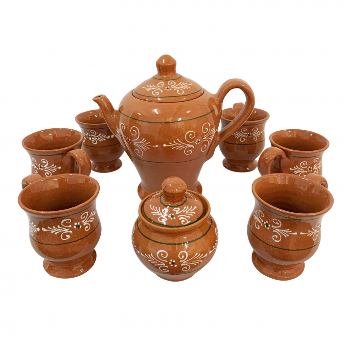 serviciu-cu-6-cani-din-ceramica-de-arges-realizat-manual-argcoms-ceai-pictura-traditionala-5931 0