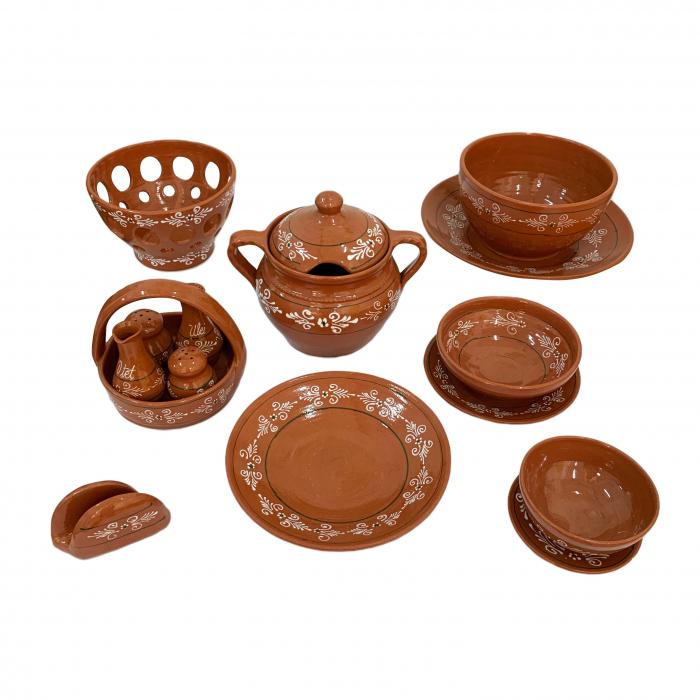 serviciu-de-masa-pentru-12-persoane-din-ceramica-de-arges-realizat-manual-argcoms-60-bucati-set-pictura-traditionala-6192 0