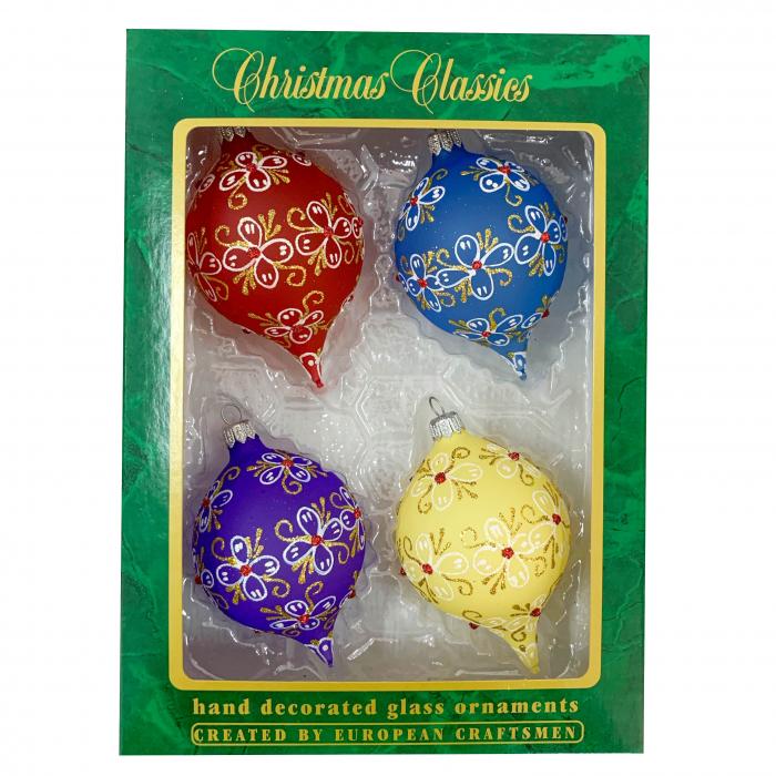 set-4-globuri-clasice-din-sticla-suflate-si-pictate-manual-argcoms-fabrica-lui-mos-craciun-model-1-multicolore-70-mm-ovale-6758 [0]