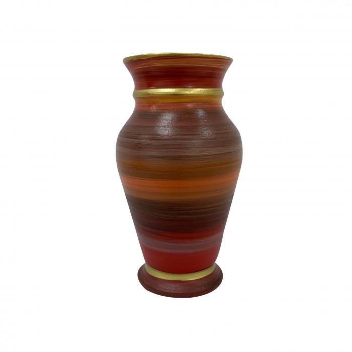 vaza-din-ceramica-de-arges-realizata-manual-argcoms-h25-silueta-clasica-3-2-inele-pictura-moderna-5790-5794 [0]