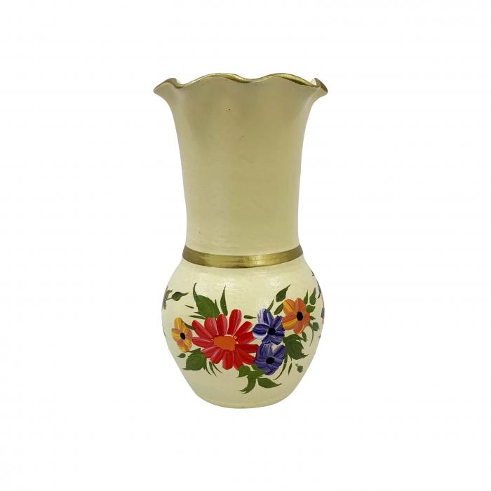 vaza-din-ceramica-de-arges-realizata-manual-argcoms-h25-silueta-cu-onduleuri-2-1-inel-pictura-florala-5784-5789 [0]