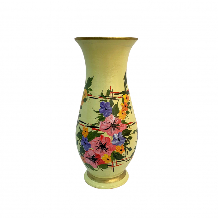 vaza-din-ceramica-de-arges-realizata-manual-argcoms-h35-silueta-simpla-1-1-inel-pictura-florala-6410-6421 [0]