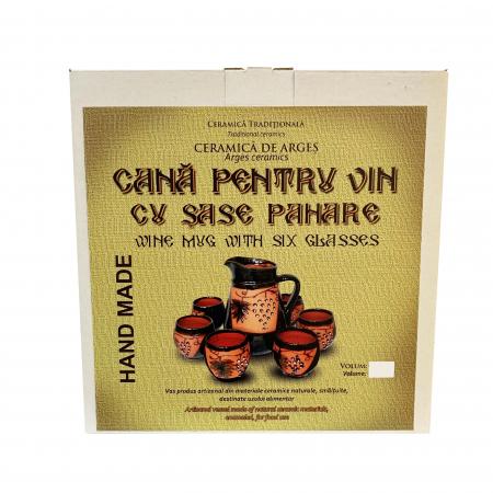 cana-cu-6-pahare-din-ceramica-de-arges-realizate-manual-argcoms-vin-tema-viticola-6008-6119 [1]