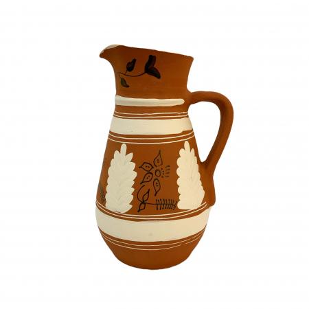 carafa-din-ceramica-de-arges-realizata-manual-argcoms-vin-apa-tip-golesti-6055-6059 [0]