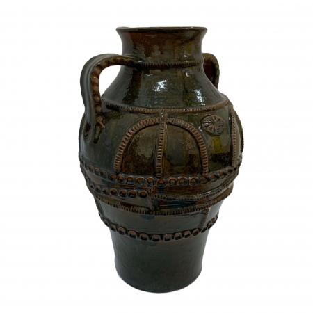 chiup-din-ceramica-de-arges-realizat-manual-argcoms-glazurat-cu-2-toarte-2-decor-cu-braie-6248-6250 [1]
