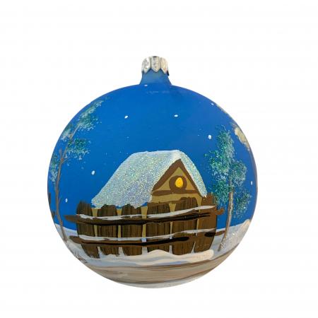 glob-din-sticla-suflata-si-pictata-manual-argcoms-fabrica-lui-mos-craciun-asezare-rustica-multicolor-fond-albastru-100-mm-sferic-6620-6622 [1]