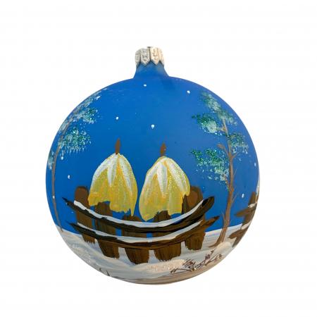 glob-din-sticla-suflata-si-pictata-manual-argcoms-fabrica-lui-mos-craciun-asezare-rustica-multicolor-fond-albastru-100-mm-sferic-6620-6622 [2]