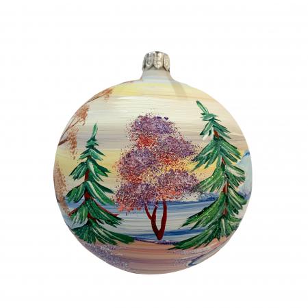 glob-din-sticla-suflata-si-pictata-manual-argcoms-fabrica-lui-mos-craciun-peisaj-de-iarna-multicolor-100-mm-sferic-6606-6608 [2]