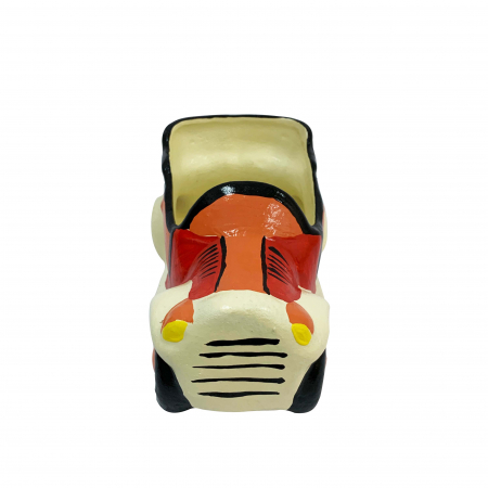 Masinuta din ceramica de Arges realizata manual, Argcoms1