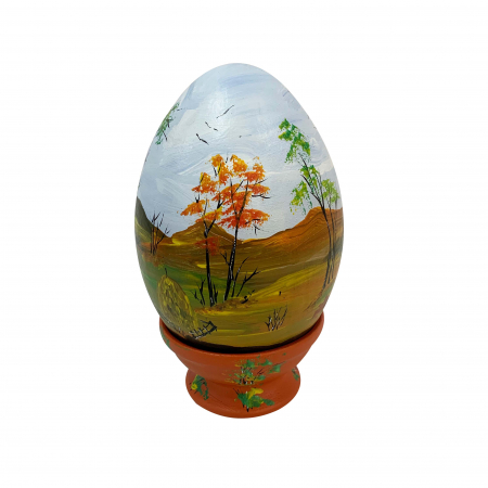ou-de-paste-din-ceramica-de-arges-realizat-manual-argcoms-pictura-cu-peisaj-ø13-cm-5823-5824 [0]