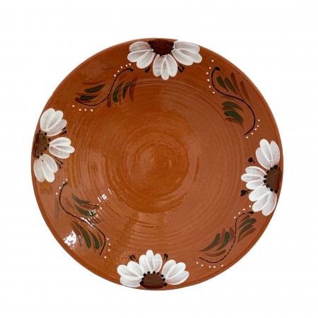 platou-din-ceramica-de-arges-realizat-manual-argcoms-pictura-florala-mare-6165-6166 [1]