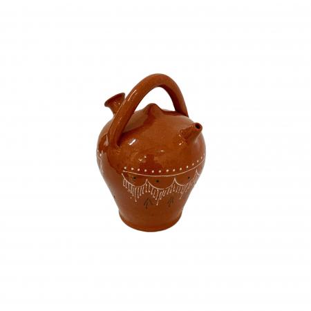 Ulcior din ceramica de Arges realizat manual, Argcoms, Niki, Stil clasic2