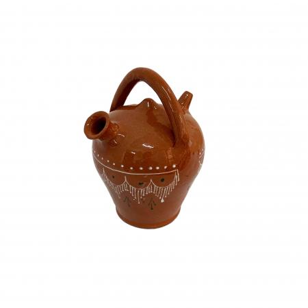 Ulcior din ceramica de Arges realizat manual, Argcoms, Niki, Stil clasic1