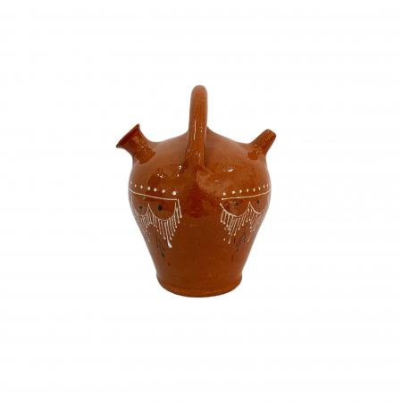 Ulcior din ceramica de Arges realizat manual, Argcoms, Niki, Stil clasic0