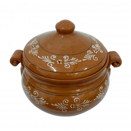 vas-din-ceramica-de-arges-realizat-manual-argcoms-produse-la-grătar-cu-capac-pictura-traditionala-mare-6514-6516 [1]