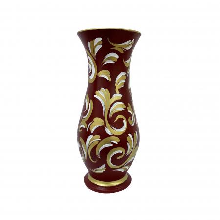 vaza-din-ceramica-de-arges-realizata-manual-argcoms-h35-silueta-simpla-2-1-inel-pictura-moderna-5750-5757-5753-5754-5752-5755-5751-5756 [0]