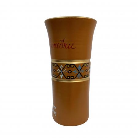 Vaza din ceramica de Arges realizata manual, Argcoms, Personalizabila, H352