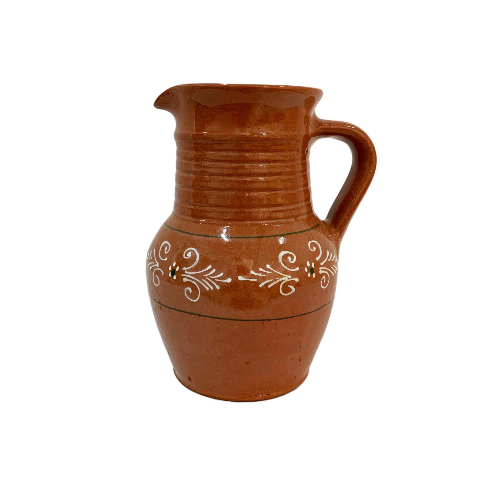 Scor în ceramică de argilă
