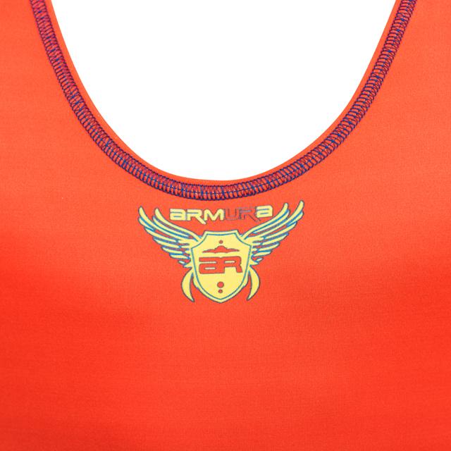 Dres de lupte ARMURA Tricolor V1 RGA [5]