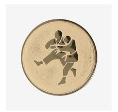 Emblema medalie judo 25mm/50mm [0]