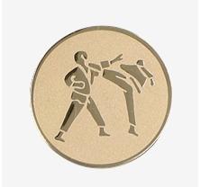 Emblema medalie karate 25mm/50mm [0]