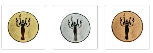 Emblema medalie victorie 25mm/50mm [1]