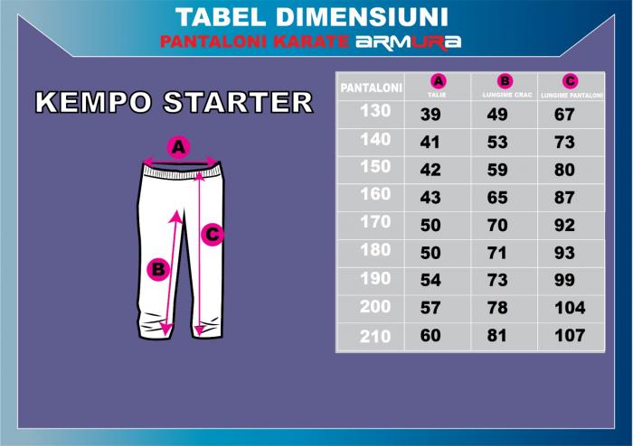 Kimono Kempo Starter [1]