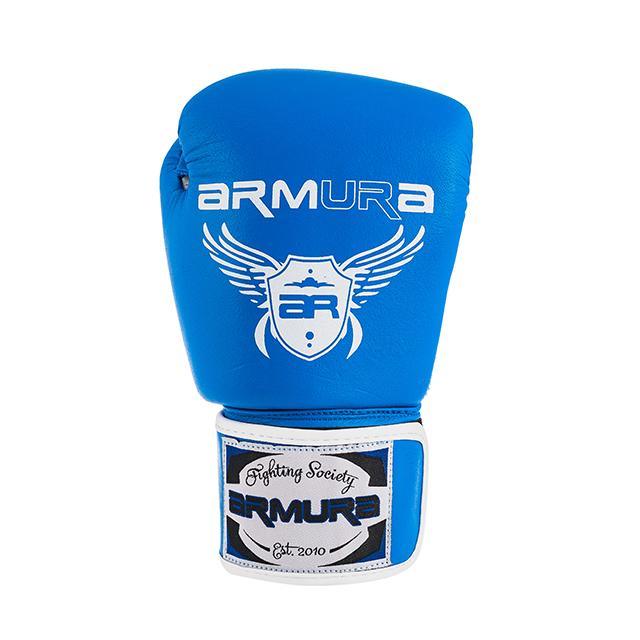 Manusi de Box ARMURA Fanaticus 3.0 Albastre [2]