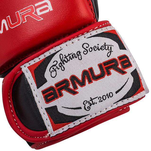 Manusi de MMA ARMURA Pacificator 2.0 Rosii [2]