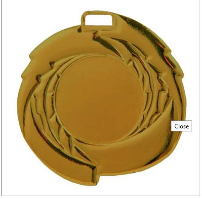 Medalie 50 mm MMC10050 [2]