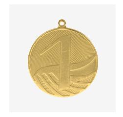 Medalie  Loc 1, 2, 3-MD129 [0]