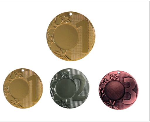 Medalie  loc 1, 2, 3 - MMC7 [0]