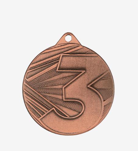 Medalie tematica loc 1,2,3 de 50mm ME005 [2]