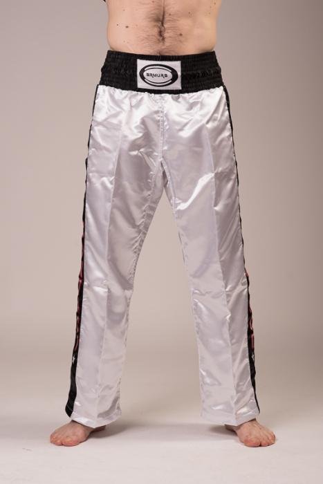 Pantaloni ARMURA Full-Contact Albi [1]