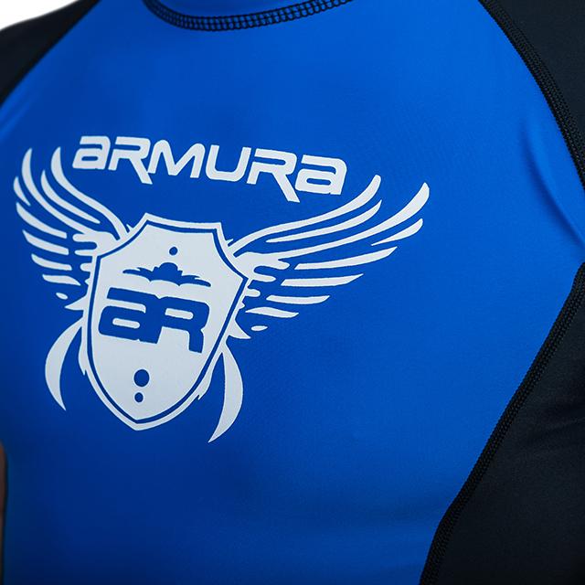Rashguard ARMURA Centurion 2.0 Albastru [3]