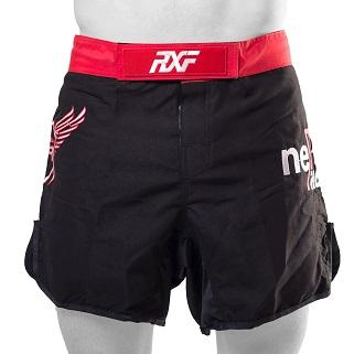 Short de MMA RXF Next Fighter-rosu [0]