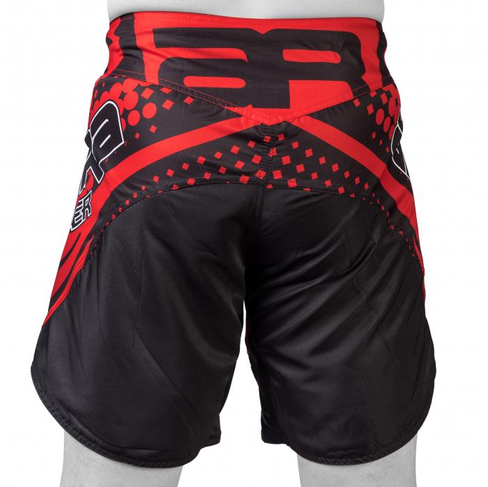 Sort de MMA Armura Fighter Rosu [1]