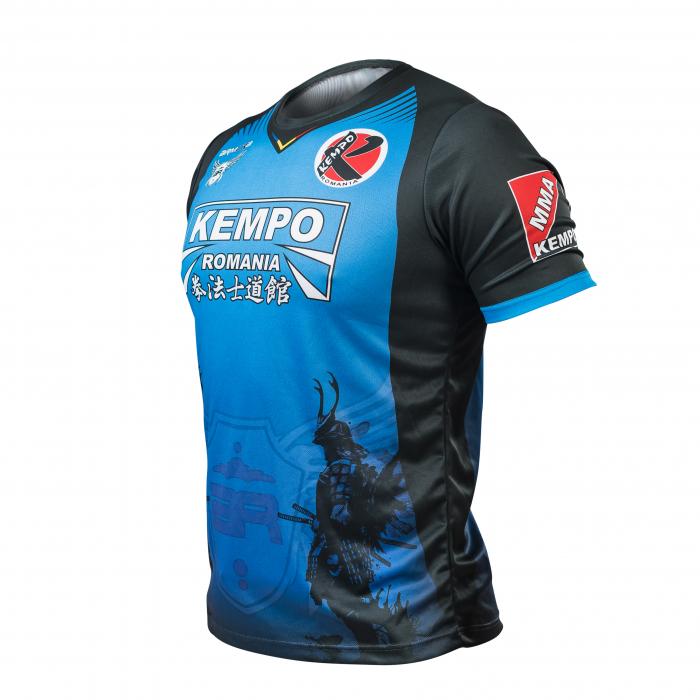 Tricou Armura Kempo Albastru [3]