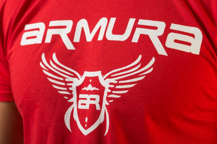 Tricou ARMURA Rosu [1]