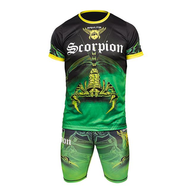 Tricou Armura Scorpion 2.0 [7]