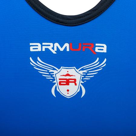 Dres de lupte ARMURA 2.0 Albastru [3]