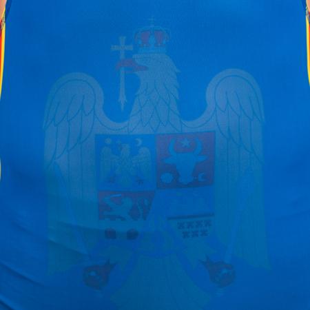 Dres de lupte ARMURA Tricolor V2 Albastru [2]