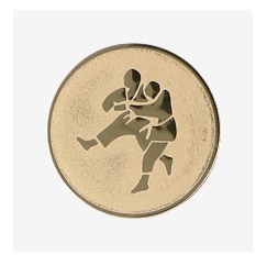 Emblema medalie judo 25mm/50mm