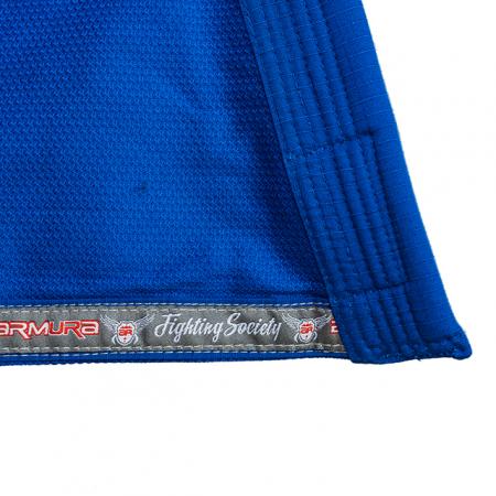 Kimono de BJJ ARMURA Praetorian Copii 2.0 Albastru [6]
