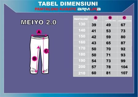 Kimono Karate ARMURA Meiyo 2.0 [8]