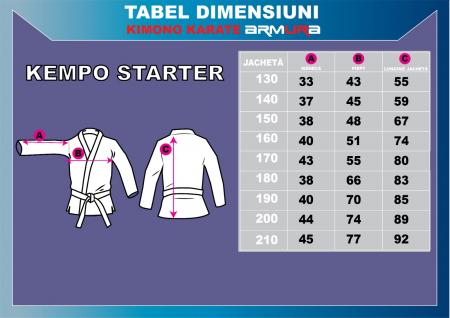 Kimono Kempo Starter [2]
