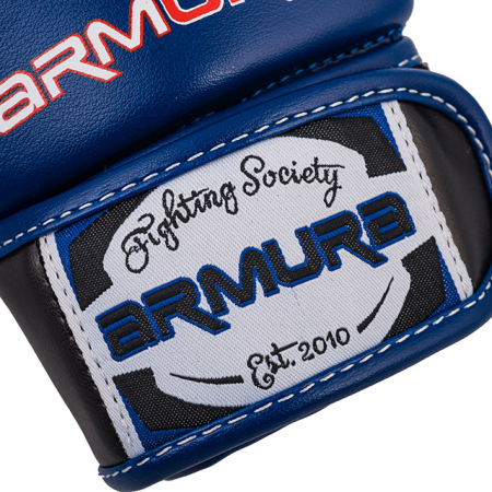 Manusi de MMA ARMURA Pacificator 2.0 Albastre [2]