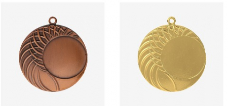 Medalie 40 mm MMC1040 [1]