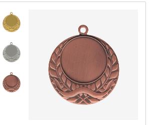 Medalie 40 mm MMC3040 [0]