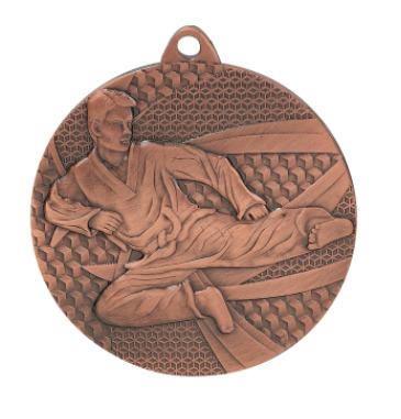 Medalie  Karate MMC6650 [2]